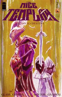 The Mice Templar - Volume II - Destiny - Issue 2