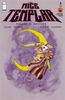The Mice Templar - Volume II - Destiny - Issue 4