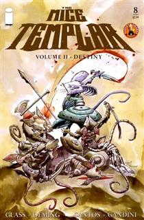 The Mice Templar - Volume II - Destiny - Issue 8